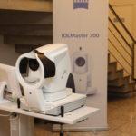 """Palestra """"Como diferenciar seu serviço com lentes premium?"""" ministrada pelo oftalmologista e cirurgião ocular Dr. Carlos França Rangel"""